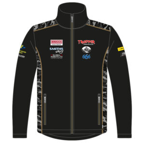 Peter Hickman Trooper Softshell Jacket