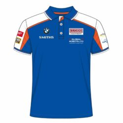 Official Smiths Racing Polo Shirt