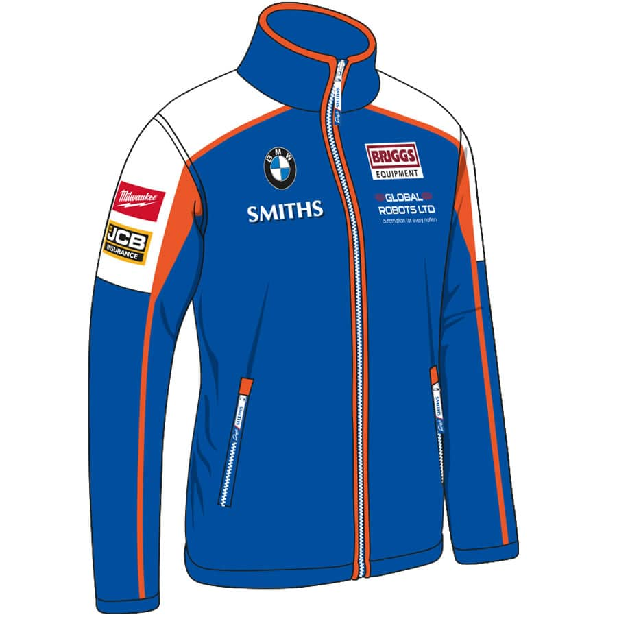 Official Smiths Racing Softshell Jacket