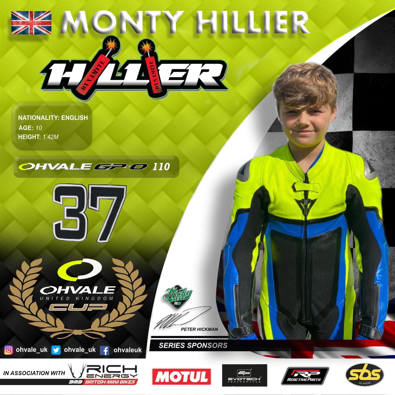 Month Hiller - OHVALE Cup