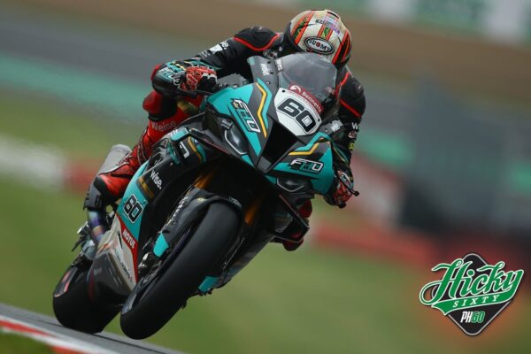 ROLLERCOASTER WEEKEND FOR HICKMAN AT BRANDS HATCH