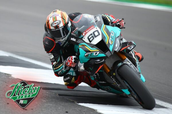 HICKMAN SECURES SOLID POINTS IN THE SHOWDOWN AT OULTON PARK